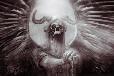 angel dead by Geistzucker