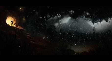 Scene 3 by ThijsRozema