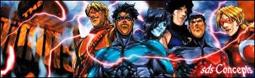 The Titans by gfx-shadows