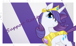 I Support My Stamp by Chipettes33