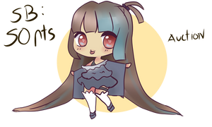 Auction adoptable sb 50 pts(open) by wetpantsu