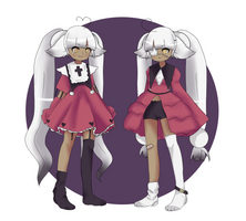 ~offer to adopt~ loli twins (open) by wetpantsu