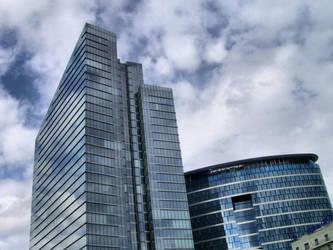 HDR Skyscraper by fediaFedia