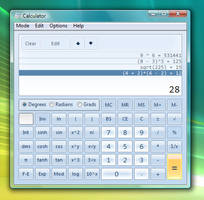 Win7 Calculator for Vista by fediaFedia