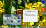 Spring desk - Win7 7077 by fediaFedia