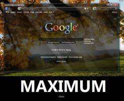 MAXIMUM Glass for firefux by fediaFedia