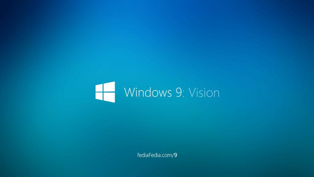 Windows 9: Vision [Full Concept] by fediaFedia