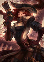 Captain MissFortune by MaR-93
