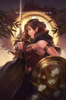 Wonder Woman by MaR-93