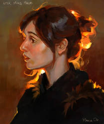 Color Study: Mike Malm by MaR-93