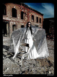 Ethereal goddess by Murderdoll17