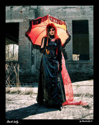 Dark lady by Murderdoll17
