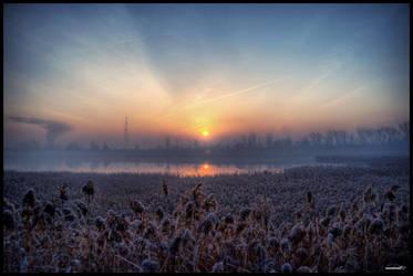 Lazy sunrise by Murderdoll17