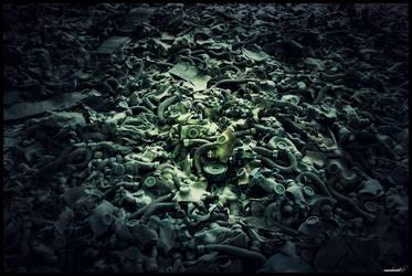 Radioactive holocaust by Murderdoll17