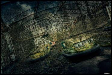 Ghost Riders by Murderdoll17
