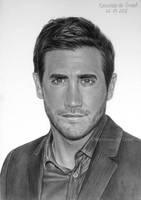 Jake Gyllenhaal by kansineedegraefart