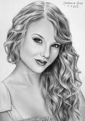 Taylor Swift by kansineedegraefart
