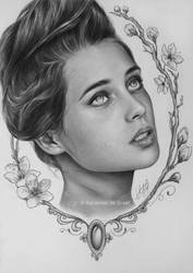 Blossom Girl by kansineedegraefart