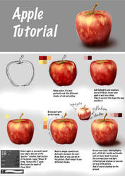 Apple Tutorial by Fievy