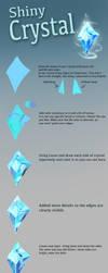 Crystal Tutorial by Fievy