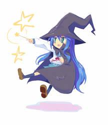 Wizard Otaku by airana