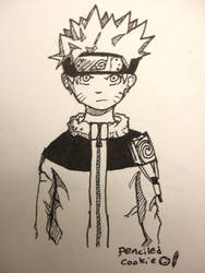 Uzumaki Naruto by Penciled-Cookie