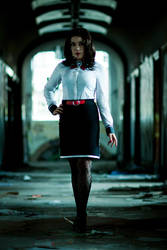 Elizabeth Comstock (Burial at Sea) by NA0I