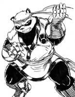 The Original KungFu Panda by StriderSyd