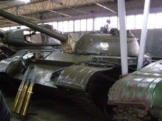 T-54 Medium Tank by tomcio199214