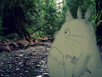 Totoro by Brooklinstar1