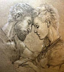 Lovers by Tokala