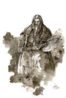 Commission: Dwarf by Tokala