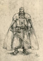 Commission: Geron by Tokala