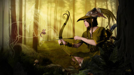 Robin Hood by Camelott08