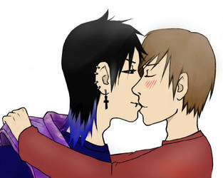 Mike and Jamie by Yaoi-x-fan-x-girl