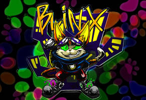 BLINX by NegiKuriKaniko