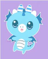 Dragon Chibi thing by fuish