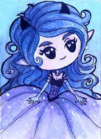 Dark Princess-Lady Succubus by fuish