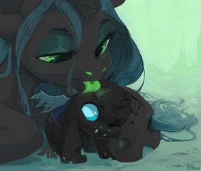 Chrysalis by GrayPillow
