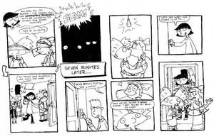 Hey Arnold - closet game comic by unluckystunt