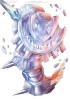 Pokemon Mega Steelix by Advent-Hawk
