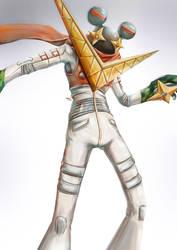 Persona 4 - Jiraiya by Advent-Hawk