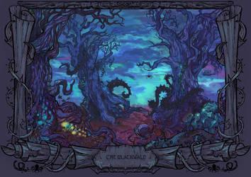 The Blackwald by greyredroy