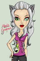 Alyssia Greyback by Amythest621
