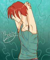 Bobby~ Anemonia by runtyiscute1999