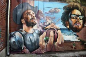 Don Quixote de la Mancha by JRMN