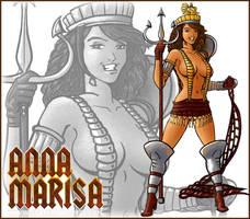 Anna Marisa by spacecowboy76