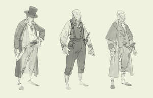 Scarecrow-Early-Design-Sketches by TimofeyStepanov