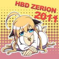 HBD Zerion 2011 by Selgadis