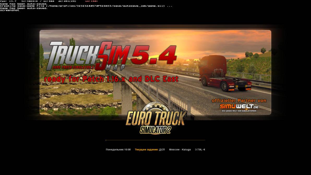 Euro Truck Simulator 2 by AYDREN on DeviantArt